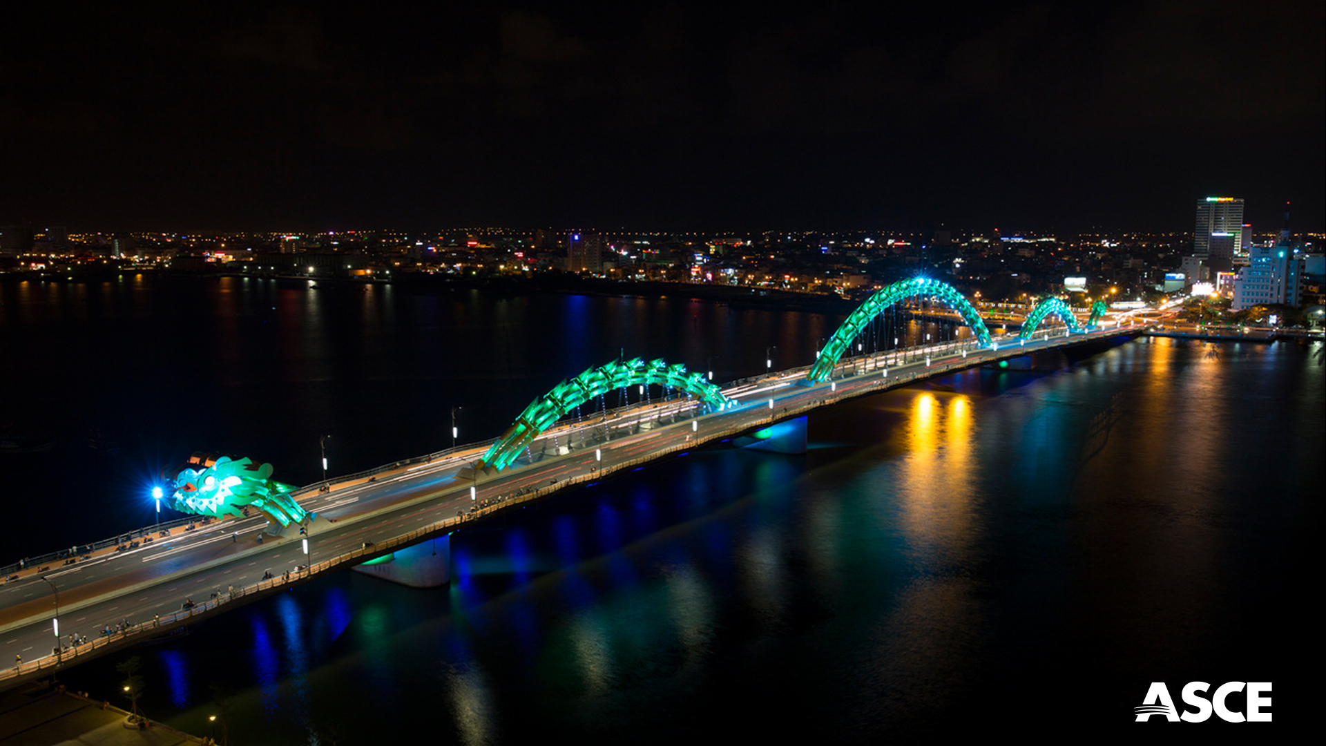 ASCE Dragon Bridge