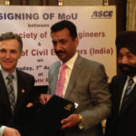 ASCE Delegation Travels to India to Explore Closer Ties
