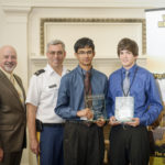 Two West Virginia Students Win West Point Bridge Design Contest