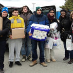 ASCE Student Chapter Helps Victims of Hurricane Sandy