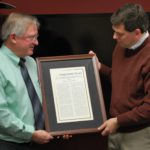 Congress Recognizes Jon E. Zufelt for His Exceptional 30-Year Service in Solving the Toughest Cold Regions Problems