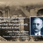 From the Archives: Can words written in 1900 guide today's civil engineers?