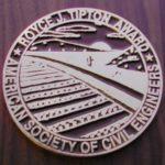 ASCE Presents the Royce J. Tipton Award to Thomas