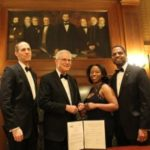 ASCE Signs Historic MOU with the National Society of Black Engineers