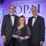 Morrison Wins ASCE's Excellence in Journalism Award