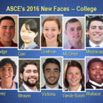 ASCE's 2016 New Faces of Civil Engineering – College a Highlight of Engineers Week