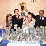 ASCE Award-Winners Build 'Wonderful' Future City
