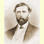 Theodore Judah Makes Vision for Transcontinental Railroad a Reality