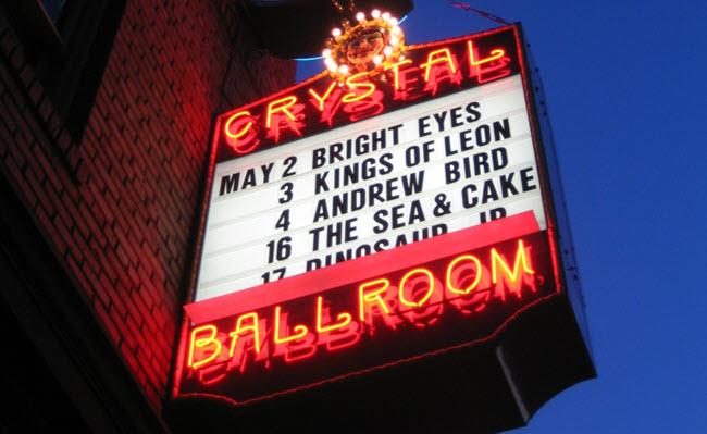 Portland Crystal Ballroom