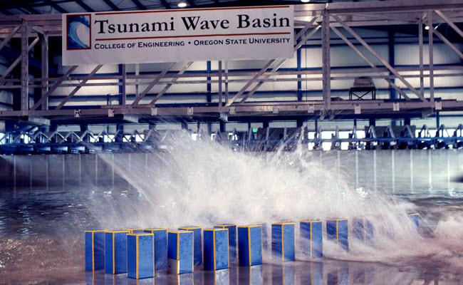 Portland Hinsdale Wave lab