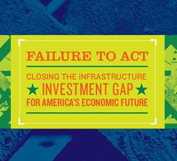 ASCE Report Estimates Failure to Act on Infrastructure Costs