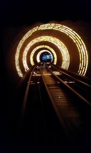 Tunnel WEB VERT