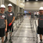 École de Technologie Supérieure Wins 25th National Student Steel Bridge Competition