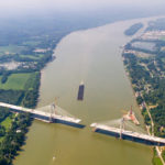 Ohio River Bridge Project Earns Envision Platinum Award