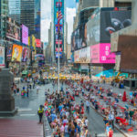 Go With the Flow, Times Square Plaza Designers Discovered