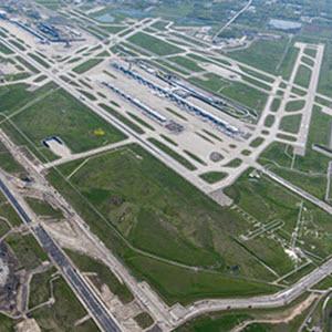 Detroit airport 1