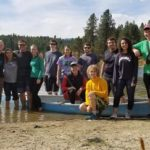 University of Idaho Concrete Canoe Off to Great Start