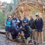 Northern Arizona University Goes on Team Hike in Sedona