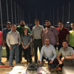 San Antonio Younger Members Golf at Social Event