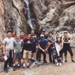 Student Chapters Enjoy Joint Hike in California