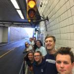 ODU Tours Chesapeake Bay Bridge-Tunnel Site
