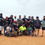 Las Vegas Younger Members Win Second Annual Kickball Game