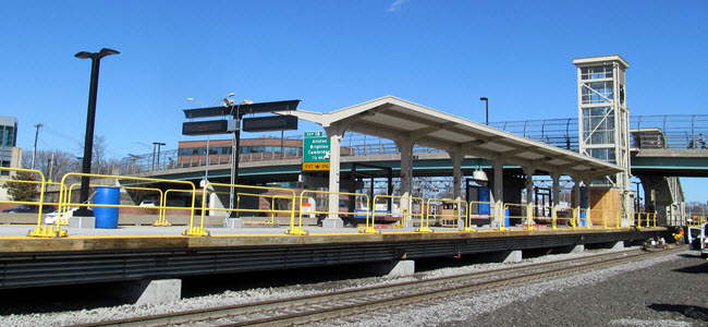 Boston Landing Station Earns Envision Silver Award | ASCE News