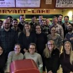 Minnesota Younger Members Host Bowling Social