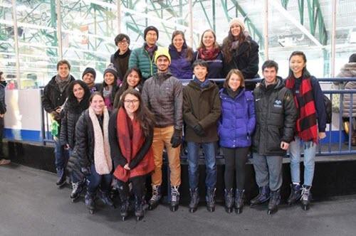 PHOTO: Columbia University Student Chapter