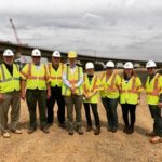 Drexel Students Get Firsthand Look at Highway Project