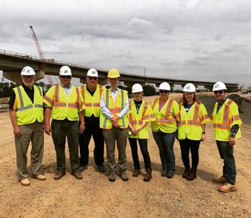 Drexel Students Get Firsthand Look at Highway Project | ASCE