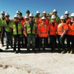 Phoenix Younger Members Tour Freeway Project