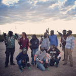 Southern Arizona Branch YMF Goes Paintballing