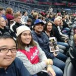 Cal State LA Hosts Social Night at Clippers Game