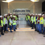 UOB Student Chapter Tours Waterfront City