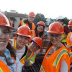 FIU Students Go On Condo Site Tour
