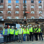 University of Georgia Tours Campus Construction