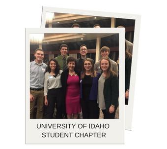 UofIdaho Student Chapter