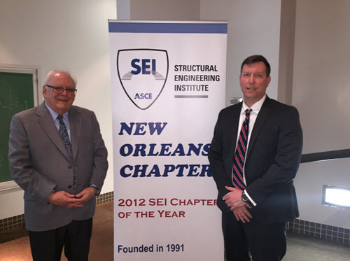 PHOTO: ASCE-SEI New Orleans Chapter