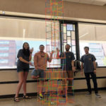 UTC Students Build Toy Tower