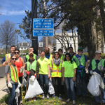 Philly YMF Participate in Highway Cleanup