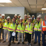 FGCU Students Tour Cemex