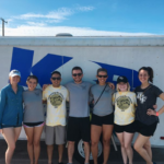 UCF Students Volunteer at Spoil Islands Cleanup