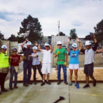 Denver YMG Volunteers with Habitat for Humanity