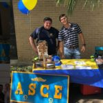 McNeese Students Host Cookout