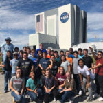 Florida Students Tour NASA