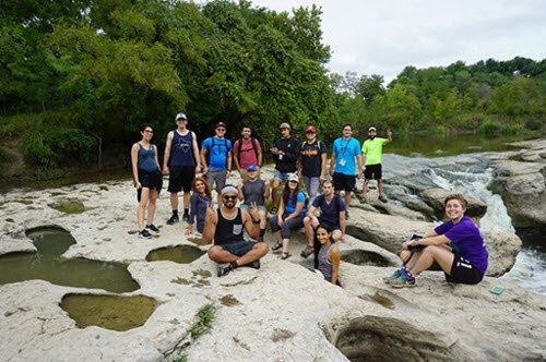 Texas Section Hosts Camping Trip | ASCE News
