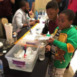Philly YMF Attends Engineering Day
