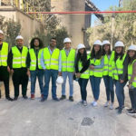 UOB Students Tour Cement Factory