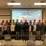 UGA Student Chapter Hosts Game Night